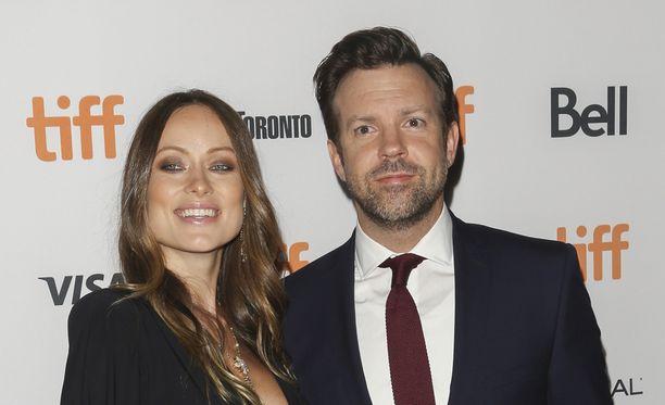 Olivia Wilde ja Jason Sudeikis saivat tyttären.
