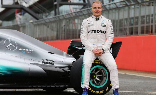 Valtteri Bottas saa ensi kaudella alleen yhden MM-sarjan parhaista autoista.