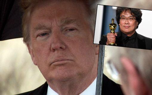 """Trump ihmetteli korealaiselokuvan Oscar-menestystä – """"Mitä h****ttiä se oli?"""""""