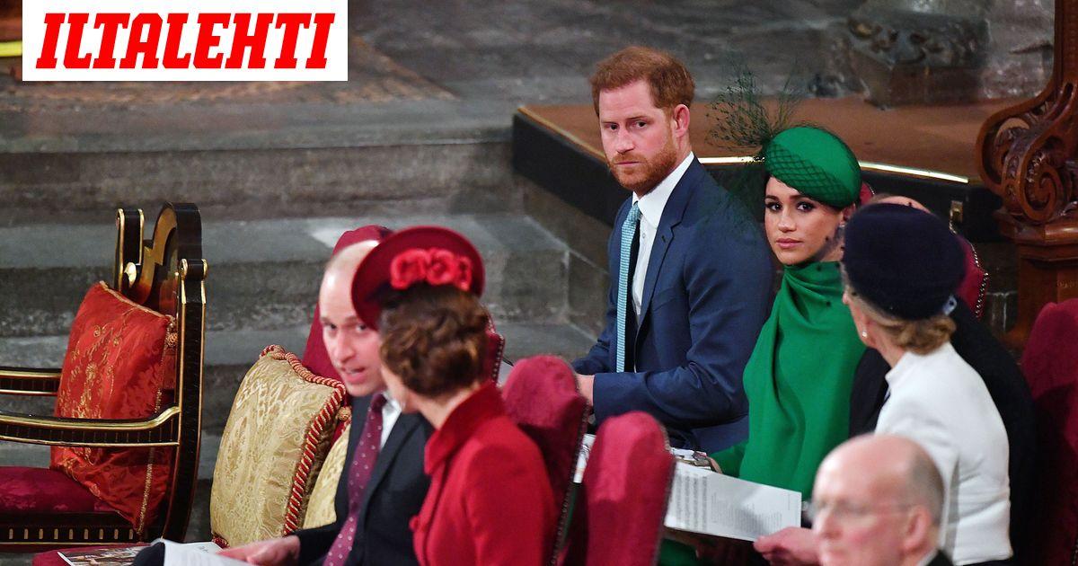 Huuliltalukija tulkitsi Harryn ja Williamin jäätävän kohtaamisen – paljastaa, mitä prinssit puhuivat