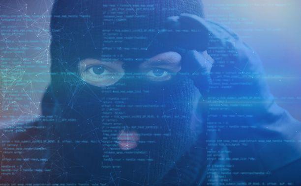 Europol varoittaa koronavirukseen liittyvästä kyberrikollisuudesta. Kuvituskuva