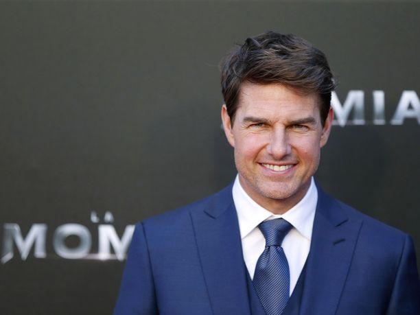 Tom Cruise on palauttanut Golden Globe -palkintonsa vastalauseena.