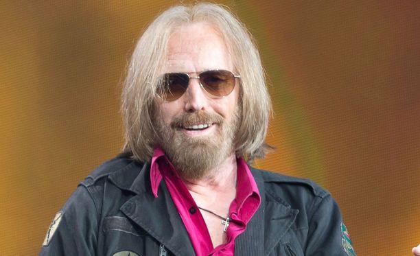 Tom Petty muistetaan rockmuusikkona.