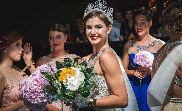 Marietta on miss Tampere 2017.