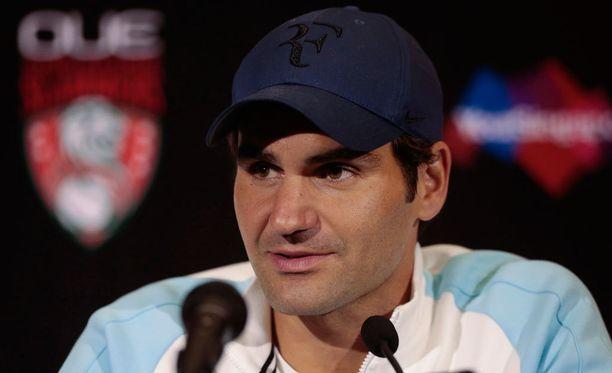 Roger Federer on lähimpänä rikkoa ensimmäisenä tennispelaajana maailmassa 100 miljoonan dollarin rajan palkintorahoissa.