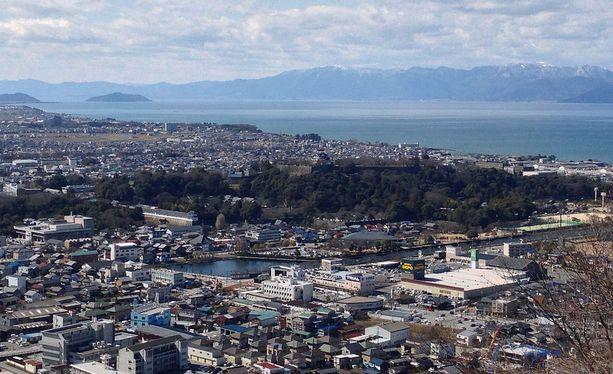 Surma tapahtui Japanin Hikonessa, Shigan prefektuurissa.