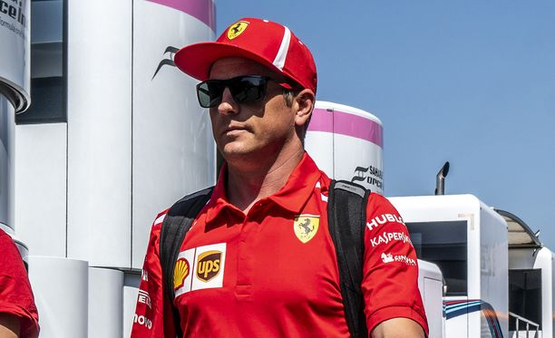 Kimi Räikkönen on ajanut kahdesti paalulle Hockenheimissa, mutta metsästää vielä ensimmäistä voittoaan radalla.