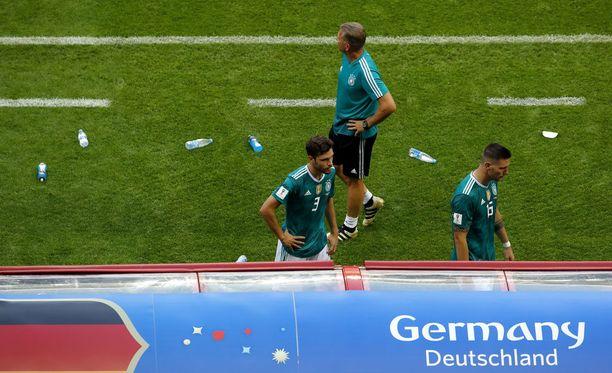 Saksan MM-kisat päättyivät keskiviikkona.