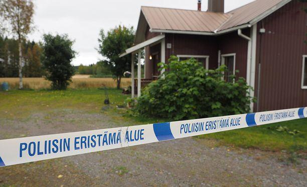 Jalasjärven Koskuella epäillään tapahtuneen henkirikoksen yritys, josta poliisi sai ilmoituksen kello 08.51.