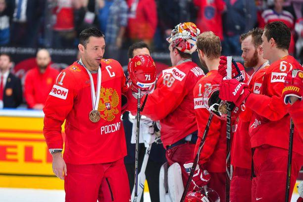 Venäjä jäi Slovakian MM-kisoissa pronssille, kun Suomi nuiji itänaapurin välierässä Marko Anttilan maalilla 1–0.