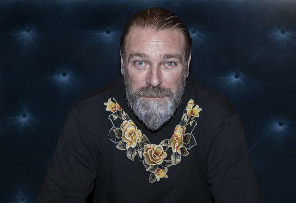 Patrik Sjöbergillä on ollut paljon vakavia terveyshuolia.
