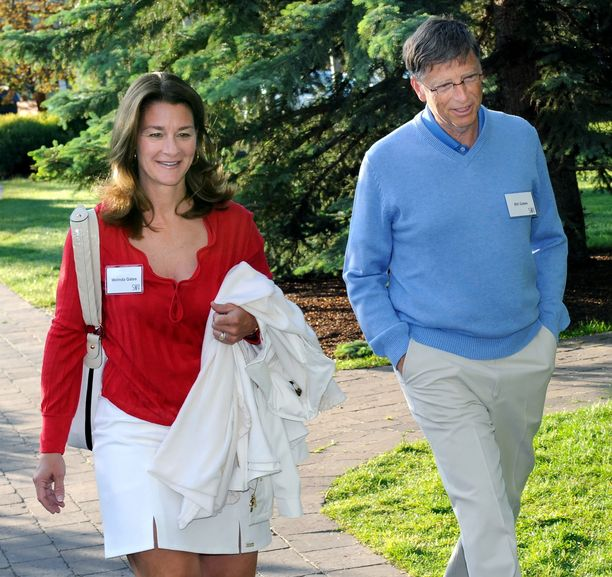 Bill Gates ehti olla naimisissa Melinda Frenchin kanssa 27 vuotta.