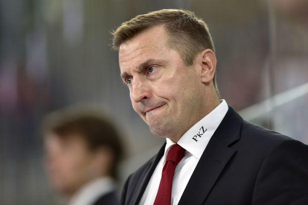 Ville Peltonen nousee Helsingin IFK:n päävalmentajaksi.