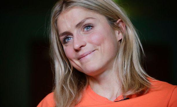 Therese Johaug toivoo vielä selviävänsä ilman kilpailukieltoa. Norjan antidopingtoimikunta on esittänyt norjalaiselle 14 kuukauden pannaa.