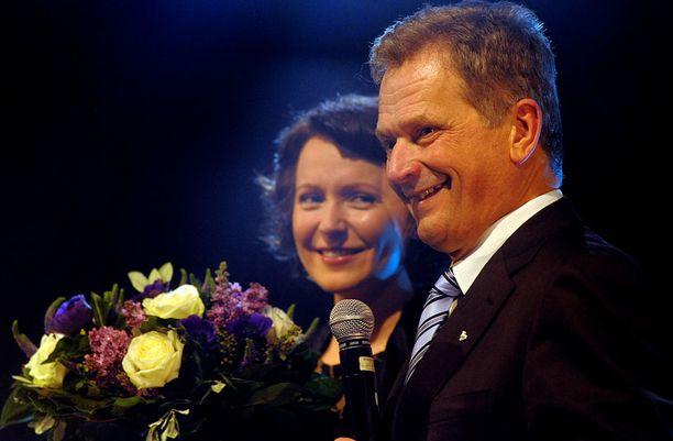 Sauli Niinistö saa lähipäivinä virallisen ilmoituksen presidentiksi valitsemisesta.