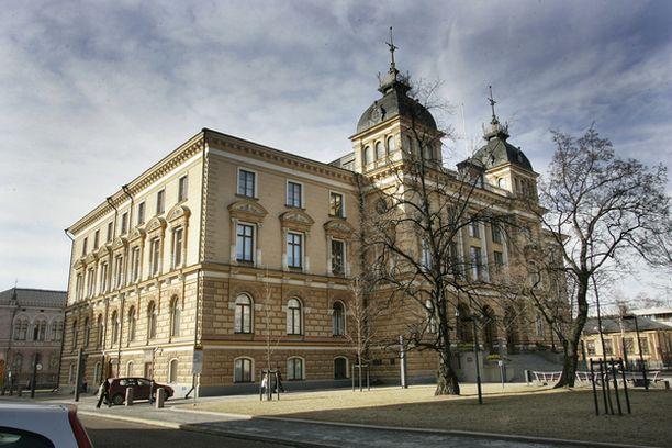 VOITTAJA Iltalehden lukijat äänestivät kaupungintalon ylivoimaiseen voittoon.