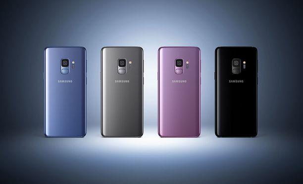 Galaxy S9:n myynti ei ole yltänyt aiempien mallien tasolle.