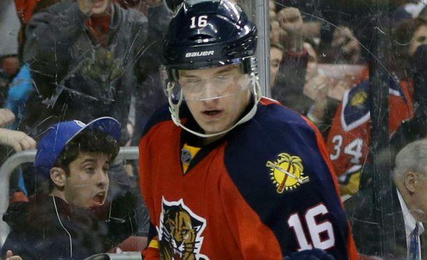 Aleksander Barkov on Miami Heraldin mukaan halukas edustamaan Suomea Tshekin MM-kisoissa.