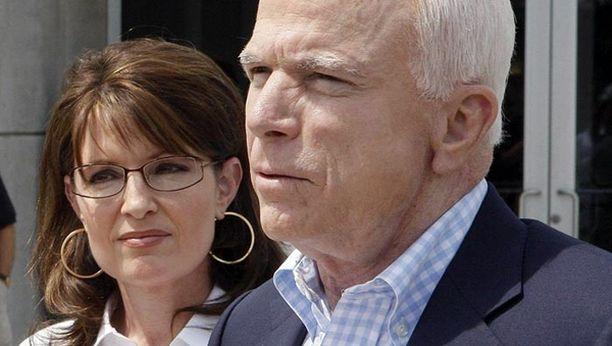 Republikaanien 44-vuotias varapresidenttiehdokas Sarah Palin on pian isoäiti.