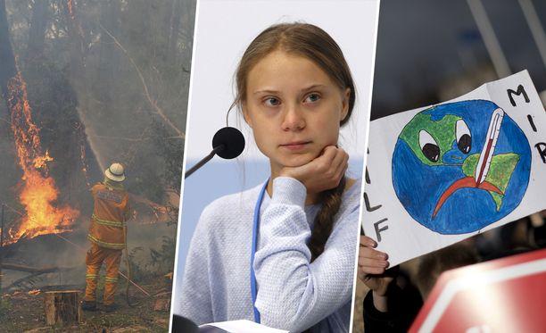 Maailman ilmatieteen järjestön pääsihteeri Petteri Taalaksen mielestä ilmastonmuutotoksen vaikutuksia ei pidä vähätellä, muttei myöskään ylidramatisoida.