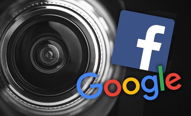 Amnesty kritisoi Facebookin ja Googlen toimintaa.