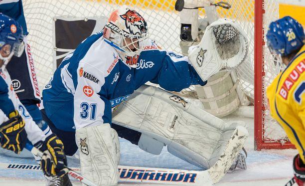 Juha Metsola pelaa loistavaa kautta.