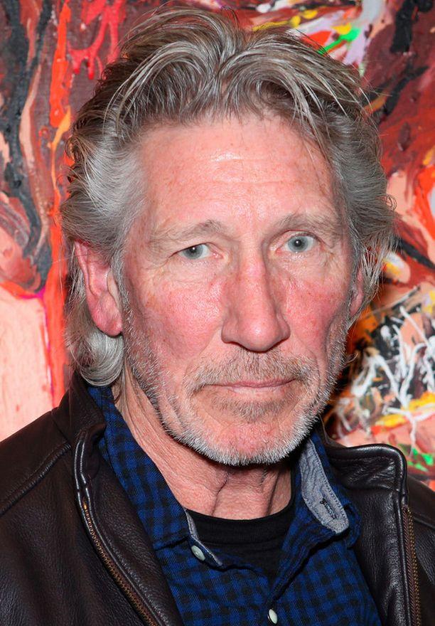 Listan kolmanneksi sijoittuvan Roger Watersin ansiot olivat 16 miljoonaa euroa.