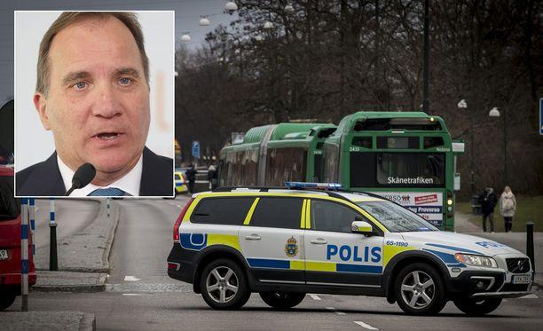 Ruotsia on piinannut jengirikollisuus.