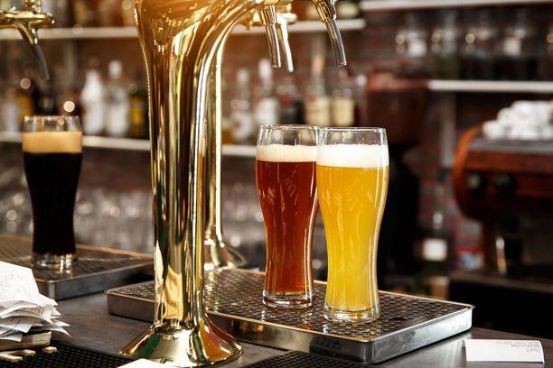 Ravintoloiden lisäksi ainoa mahdollinen jälleenmyyjä vahvemmille oluille Suomessa on Alko.