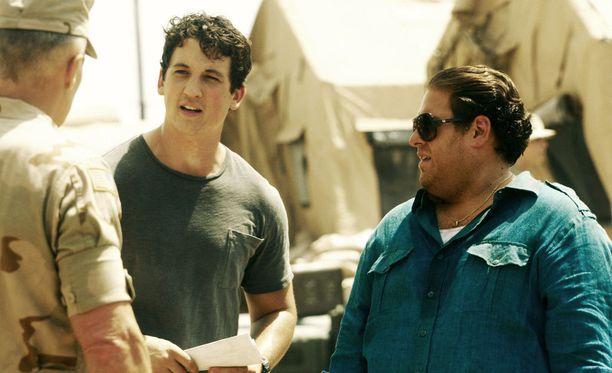 Elokuun alussa ensi-iltansa saanut War Dogs on Hillin uusin elokuva. Tämänkin elokuvan rooliin kuuluu huumeiden käyttöä.