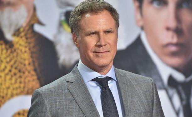 Will Ferrell on tunnettu yhdysvaltalaiskoomikko ja näyttelijä.