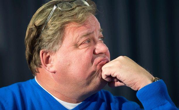Hannu Jortikka toimii neljättä kertaa urallaan Suomen alle 20-vuotiaden maajoukkueen peräsimessä.