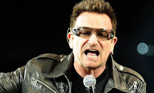 U2-yhtye esiintyy Helsingin Olympiastadionilla tänään ja lauantaina.