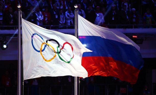 Venäjän joukkue on suljettu talviolympialaisista.