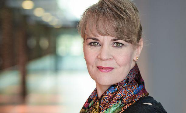 Susanna Mälkki tunnetaan myös maailmalla.