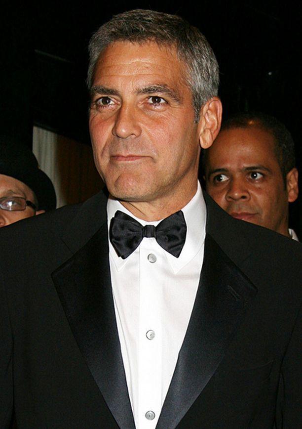 George Clooneylla riittää vientiä - maailman naisten harmiksi.