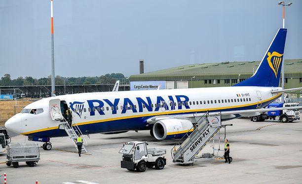 Ryanair on Euroopan suurin halpalehtoyhtiö.