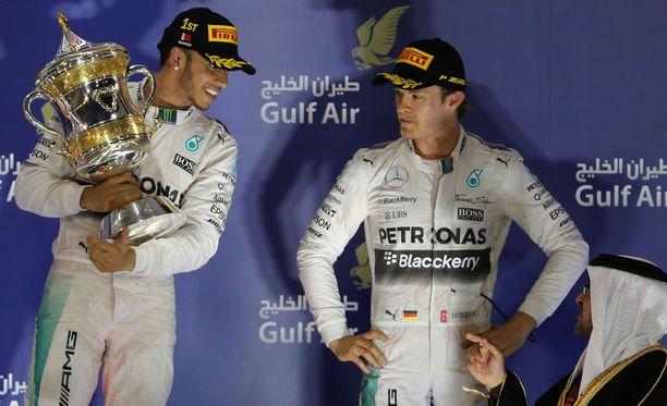 Nico Rosbergilla ei ollut mahdollisuutta taistella kakkossijasta jarrusysteemin petettyä.