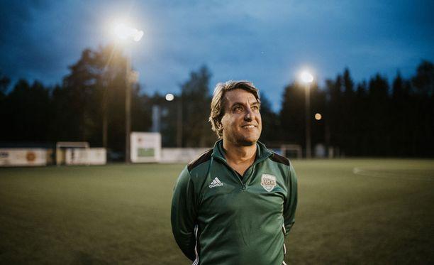 Rodrigo työskentelee Paimion Hakan valmennuspäällikkönä.