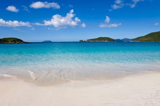 Trunk Bayn ranta on komeillut moneen otteeseen maailman ihanimpien rantojen listoilla