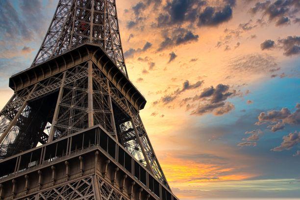 Pariisia on pidetty rakastavaisten pääkaupunkina.
