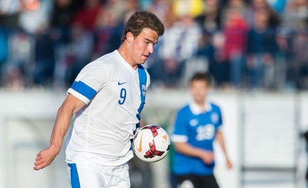 Eero Markkanen pelasi tiistaina ensimmäisen kerran sitten tammikuun.