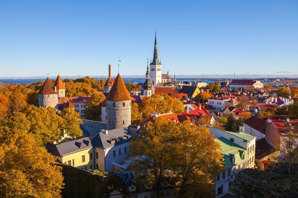 Viro on mainio paikka syysloman viettoon.