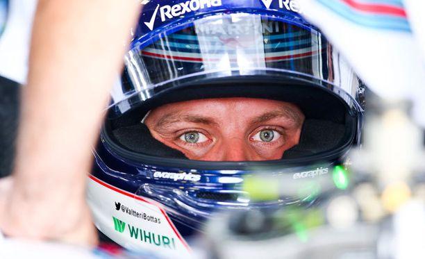 Valtteri Bottas kaahaili viime viikonloppuna Monzassa neljänneksi.