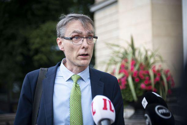 Iltalehti pyysi maanantaina oikeuskansleri Tuomas Pöystiltä, että hän julkistaisi ministeri Anne Bernerin kanssa käymänsä viestinvaihdon nyt.
