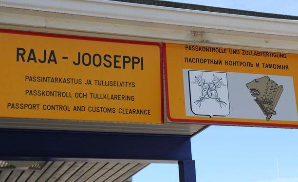 Tällä viikolla on tullut Raja-Joosepin rajavartioasemalle peräti 40 turvapaikanhakijaa.