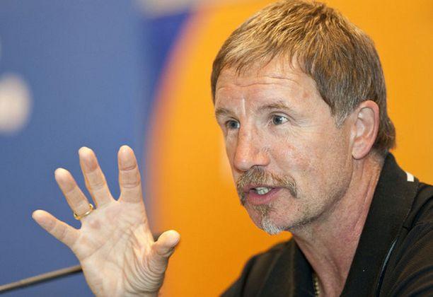 Stuart Baxterin mielestä Sami Hyypiä on legenda.