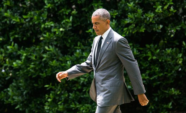 Barack Obama kunnioitti Muhammad Alin muistoa.