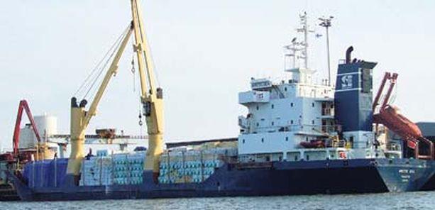 Arctic Sea katosi merenkulun seurantajärjestelmästä 29. heinäkuuta Englannin kanaalin eteläsuulla.