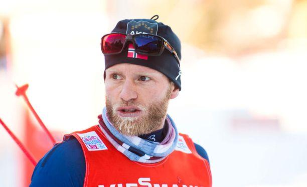 Martin Johnsrud Sundby on toistaiseksi ainoa astmalääkkeen liikakäytön takia kärynnyt norjalaishiihtäjä.